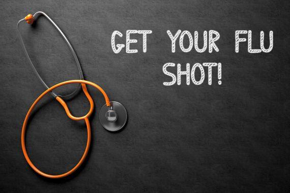 Get Flu Shot and Practice Good Hand Hygiene