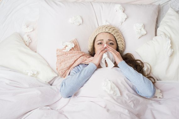 Take 3 Steps to Fight the Flu